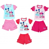 Minnie Mouse baby t-shirt / short set