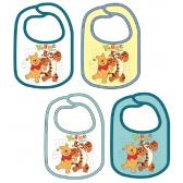 Winnie The Pooh baby bib